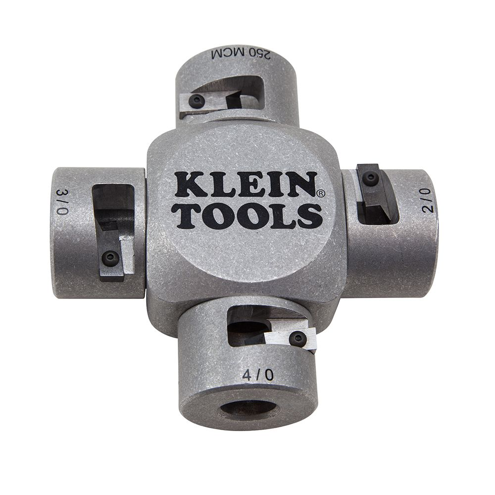 Klein 21051 Large Cable Stripper (2/0 - 250 MCM)