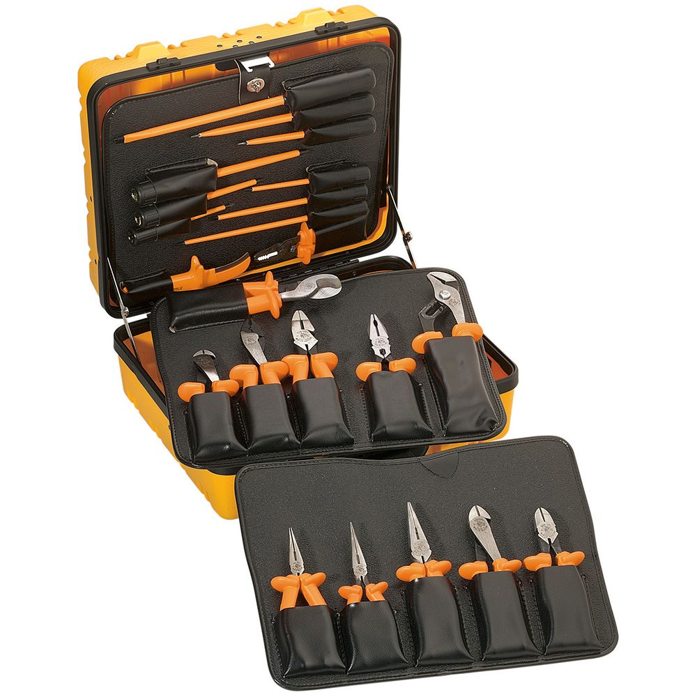 General Purpose Insulated Tool Kit 22 Piece 33527
