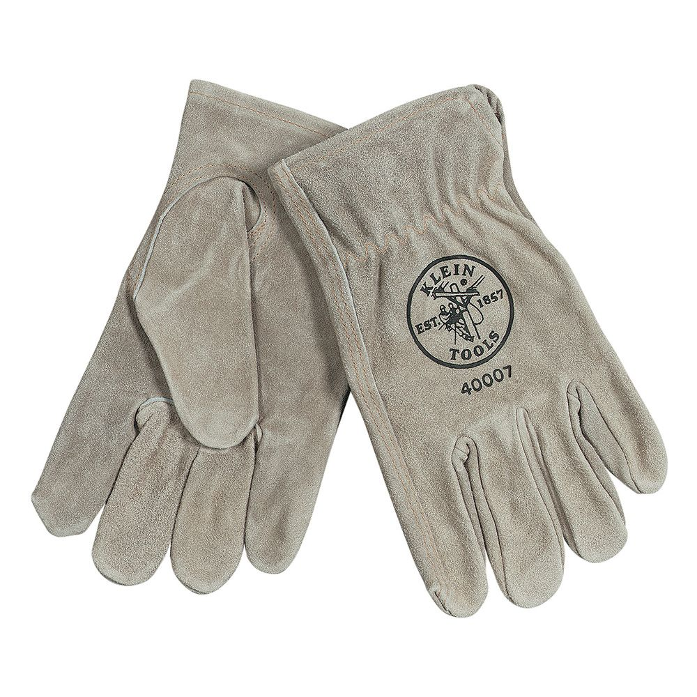 Cowhide Driver's Gloves - Extra-Large