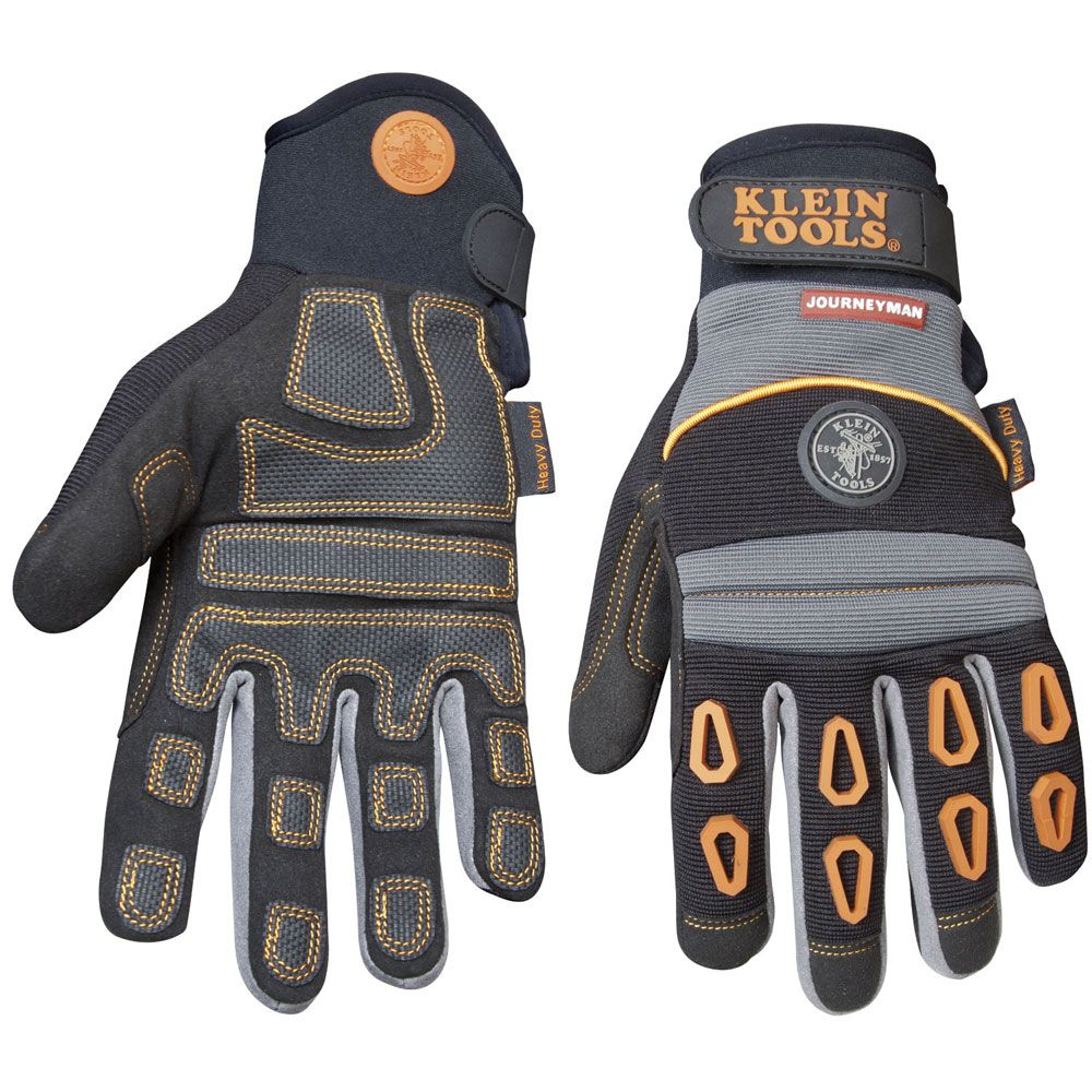 Journeyman Pro Heavy-Duty Protection Gloves - XL