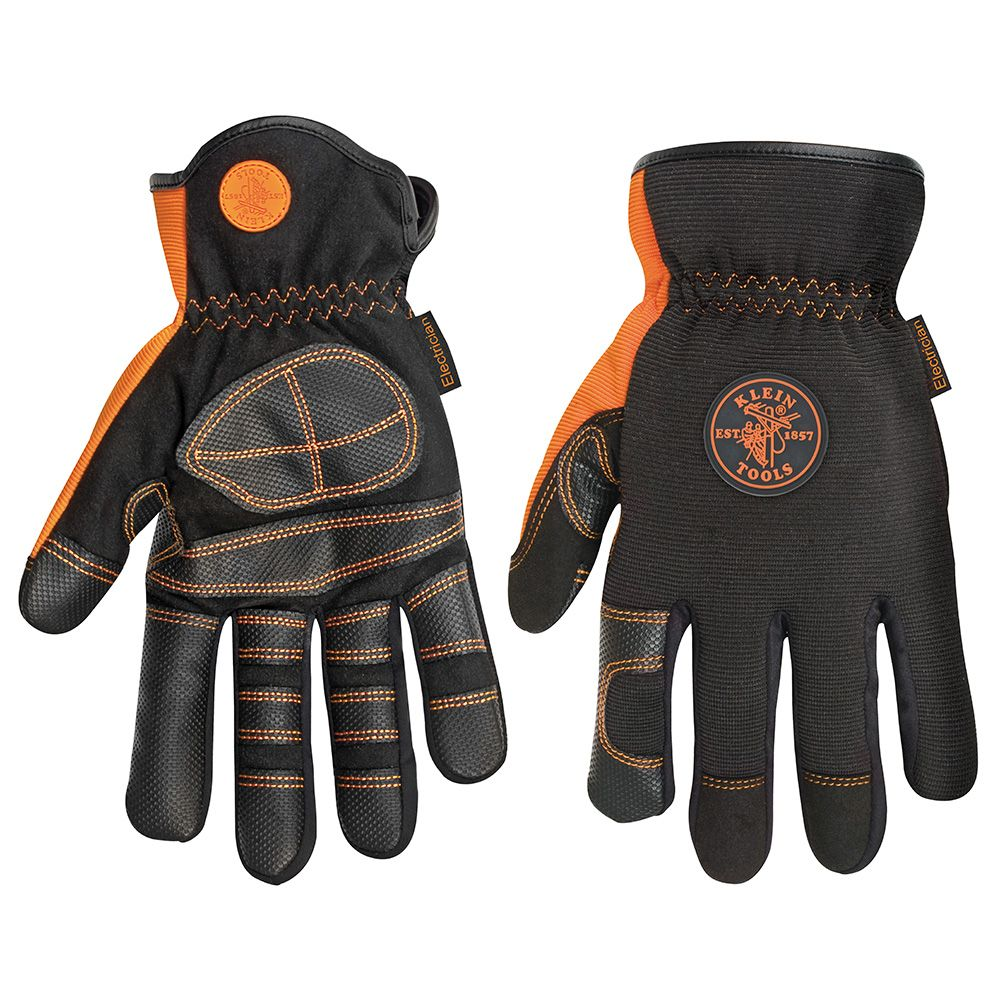 Electricians Gloves Large - 40072 | Klein Tools - For Professionals ...