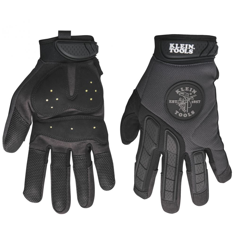 Journeyman Grip Gloves, Medium
