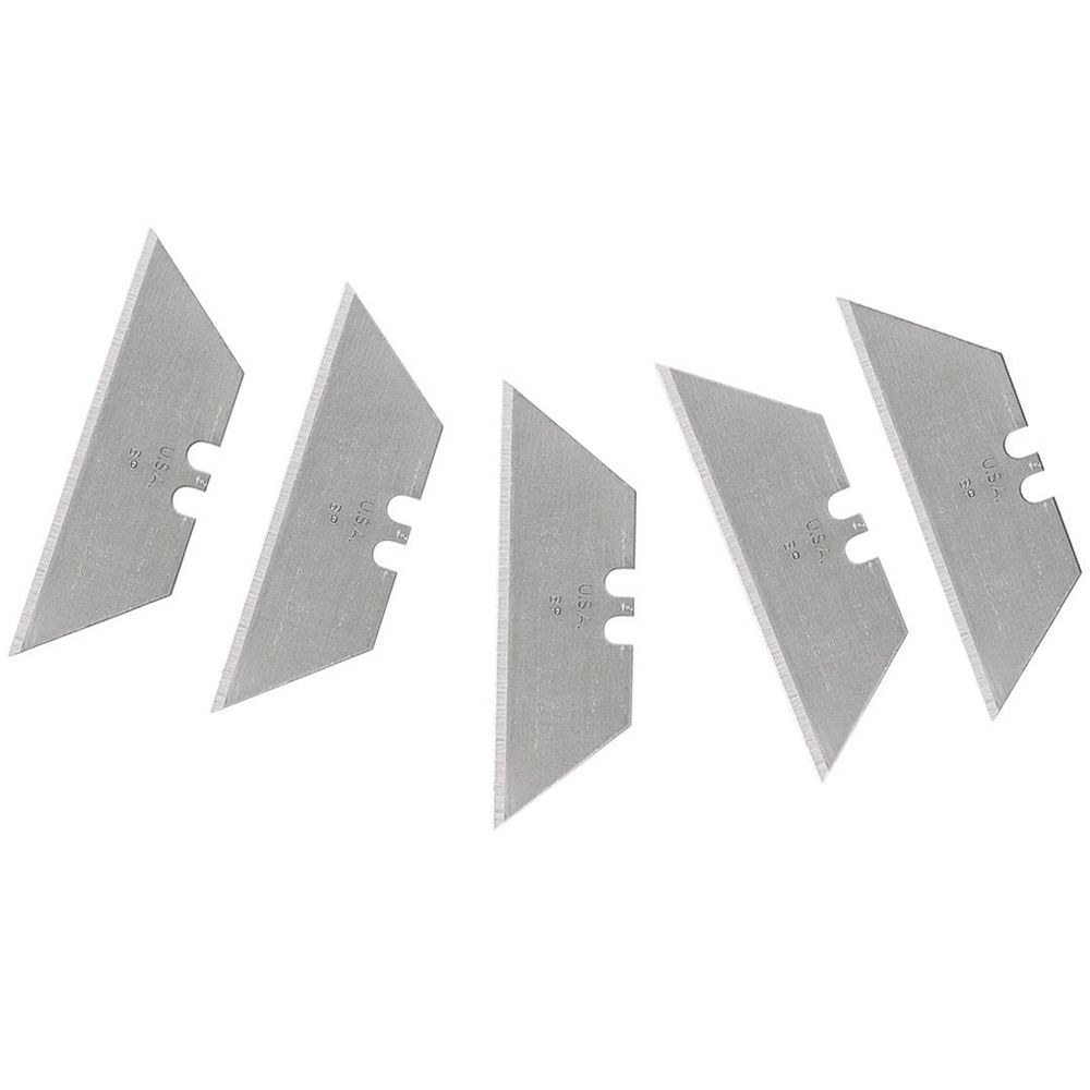 Klein 44101 Utility Knife Replacement Blades (5 Pack)