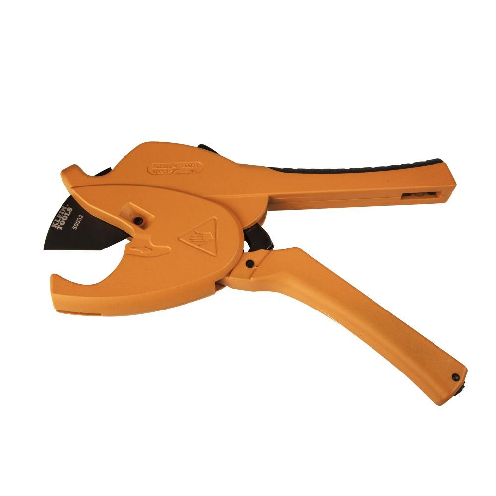 50031 KLEIN RATCHETING PVC CUTTER 09264450031