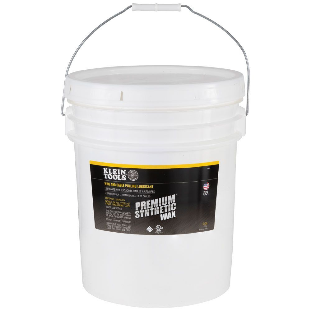 Premium Synthetic Wax 5-Gallon