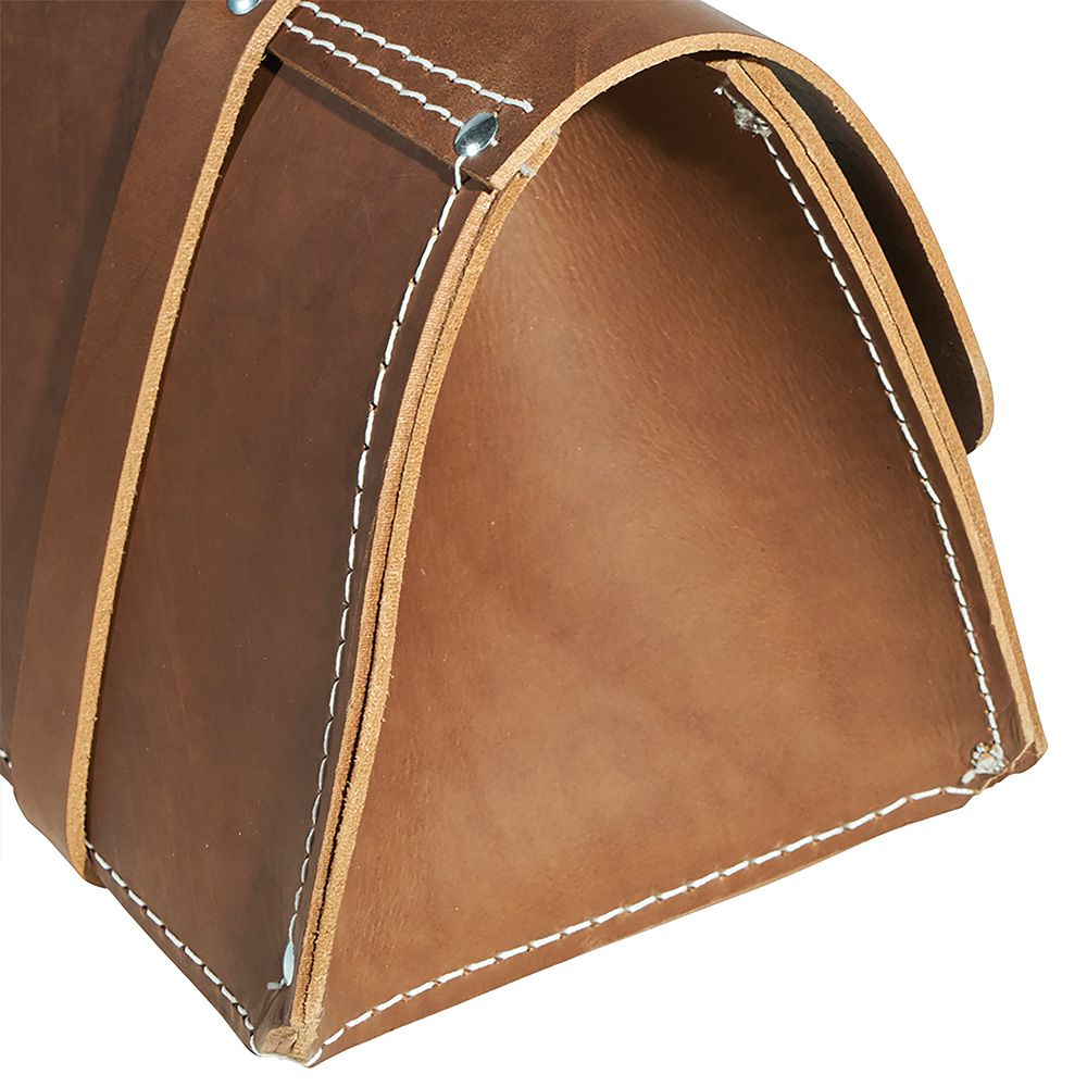 53aeb3d1f5 Deluxe Leather Bag, 20-Inch - 5108-20 | Klein Tools - For ...