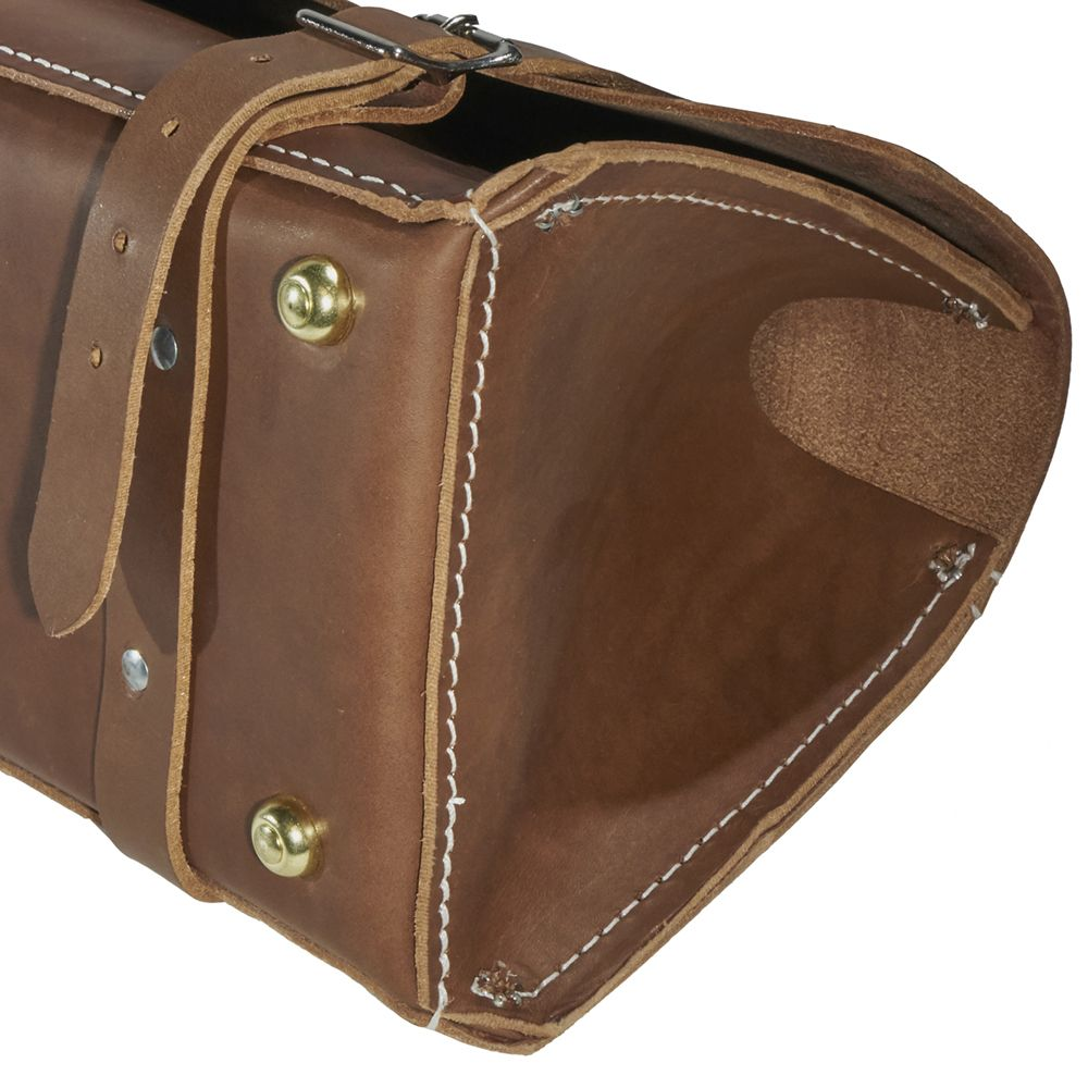 945341db63 Deluxe Leather Bag, 24-Inch - 5108-24 | Klein Tools - For ...