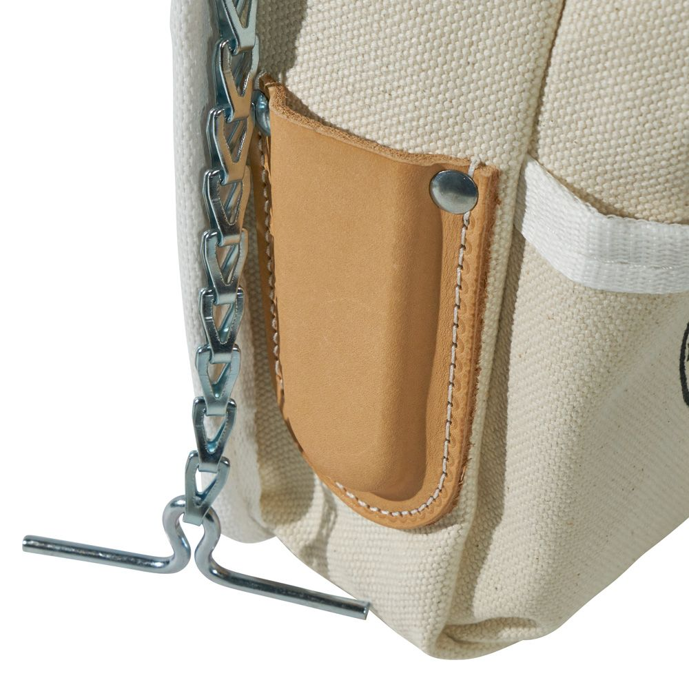 canvas tool pouches klein tools for