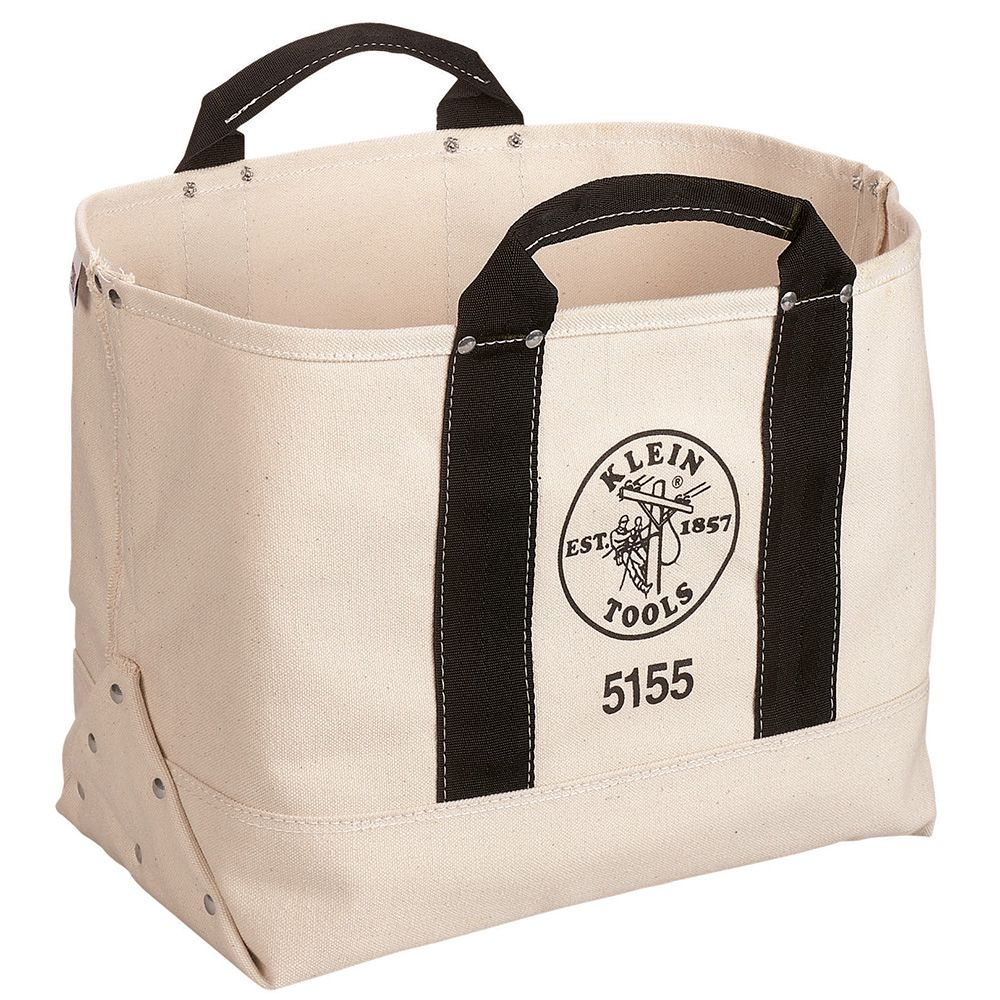 Canvas Tool Bag, 17-Inch