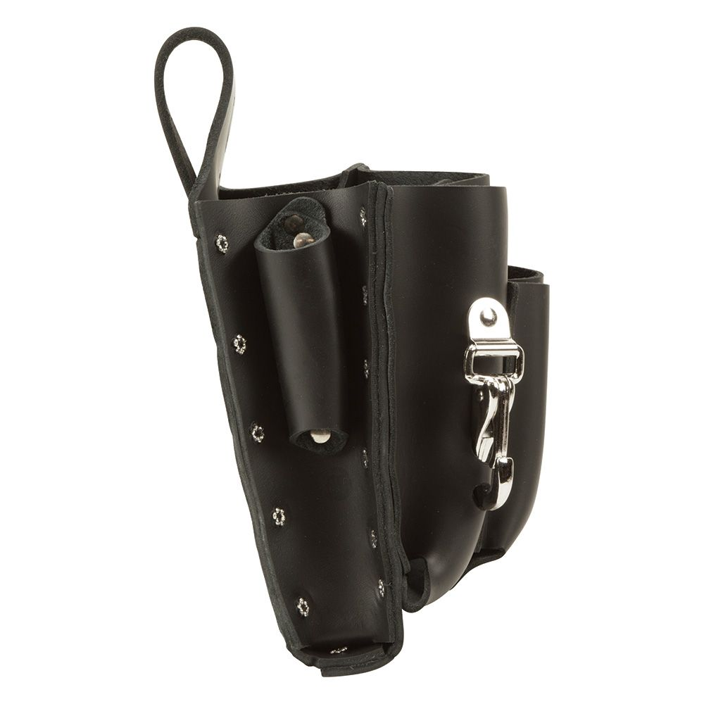 8 Pocket Tool Pouch Tunnel Loop 5164t Klein Tools