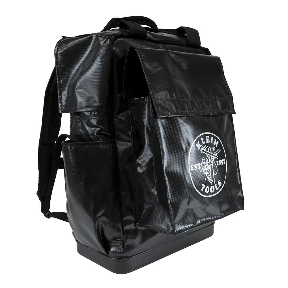 Lineman Backpack Black