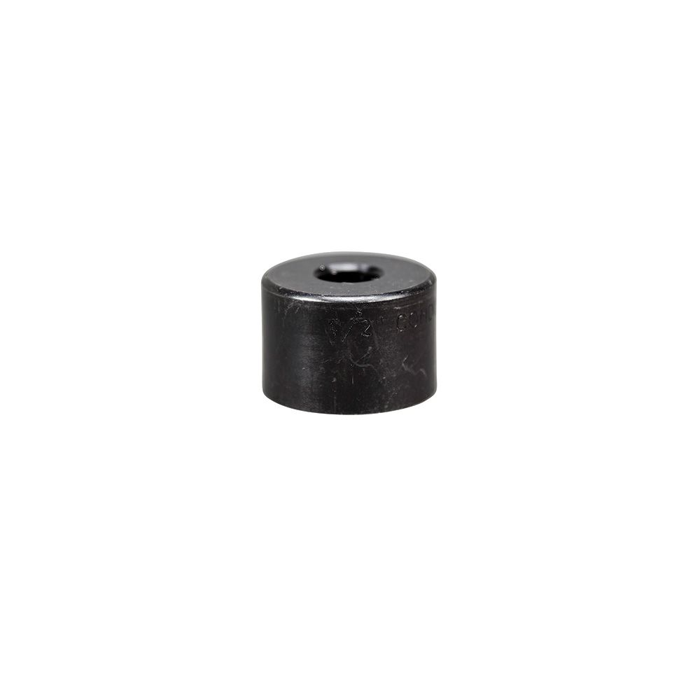 0.875-Inch Knockout Die for 1/2-Inch Conduit