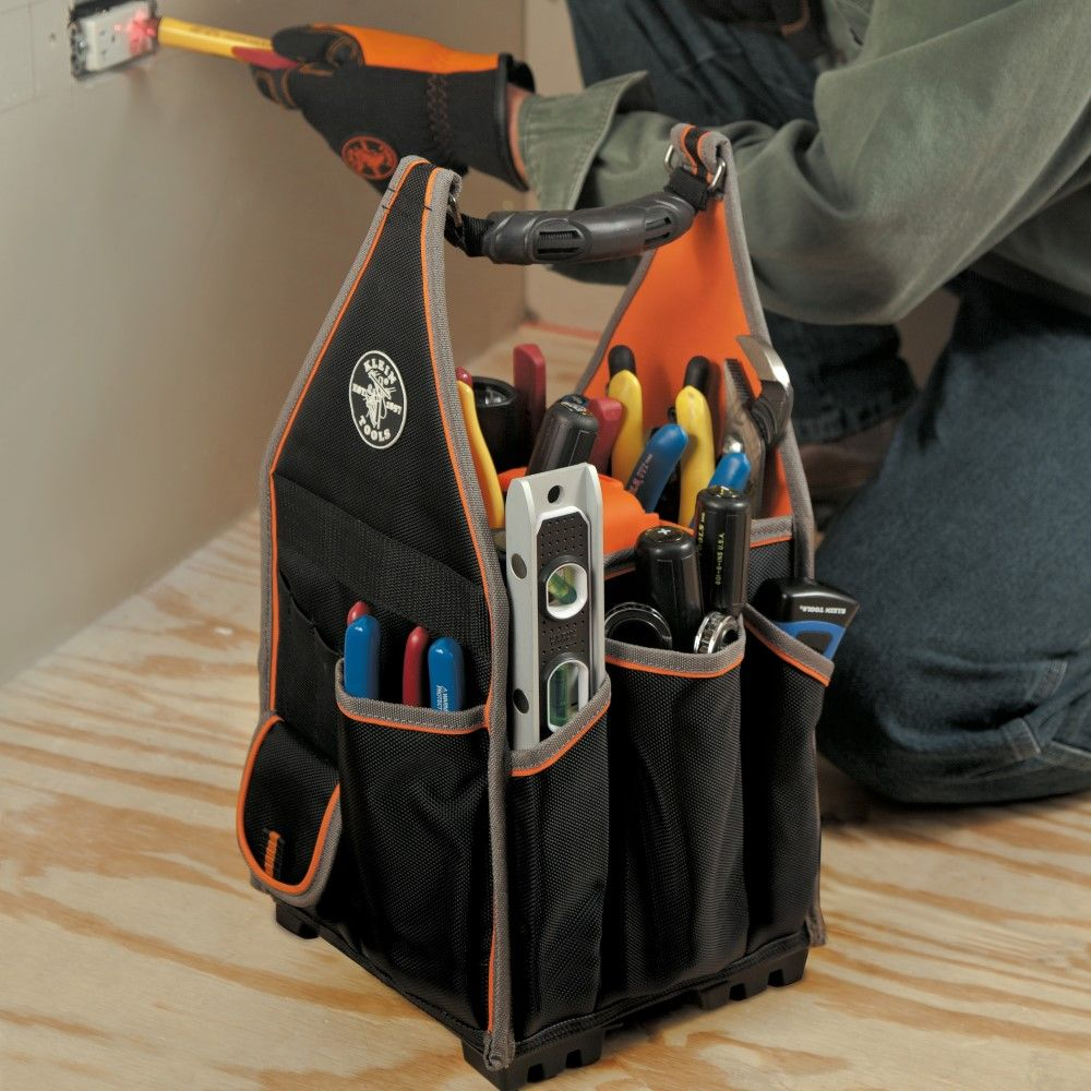 Tradesman Pro™ 8-Inch Tote - 55415-8 | Klein Tools - For Professionals since 1857