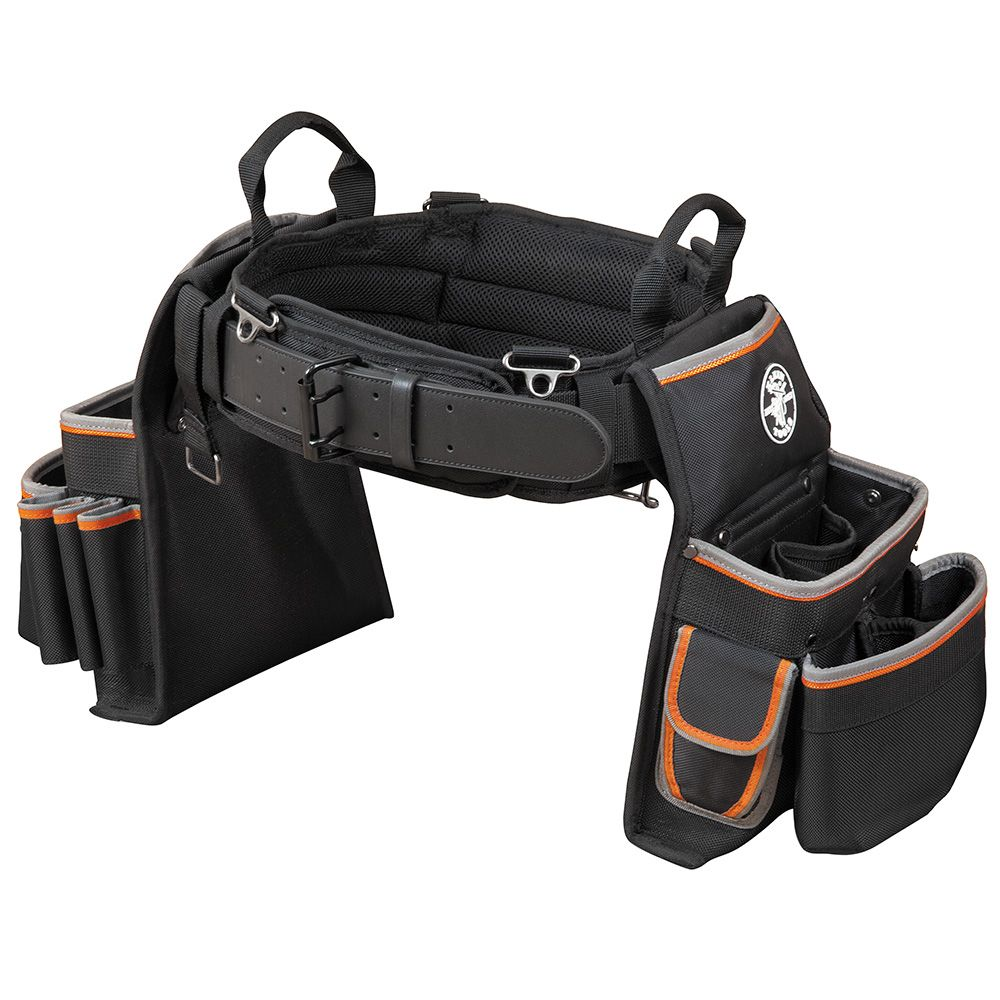 Tradesman Pro™ Electricians Tool Belt, M - 55427 | Klein ...