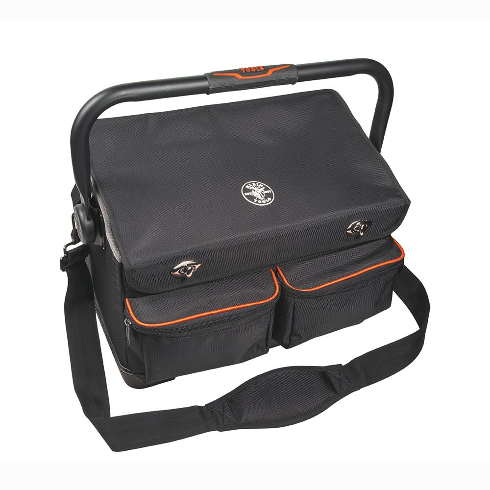 KLEIN 55432 HARD BAR OPEN TOTE