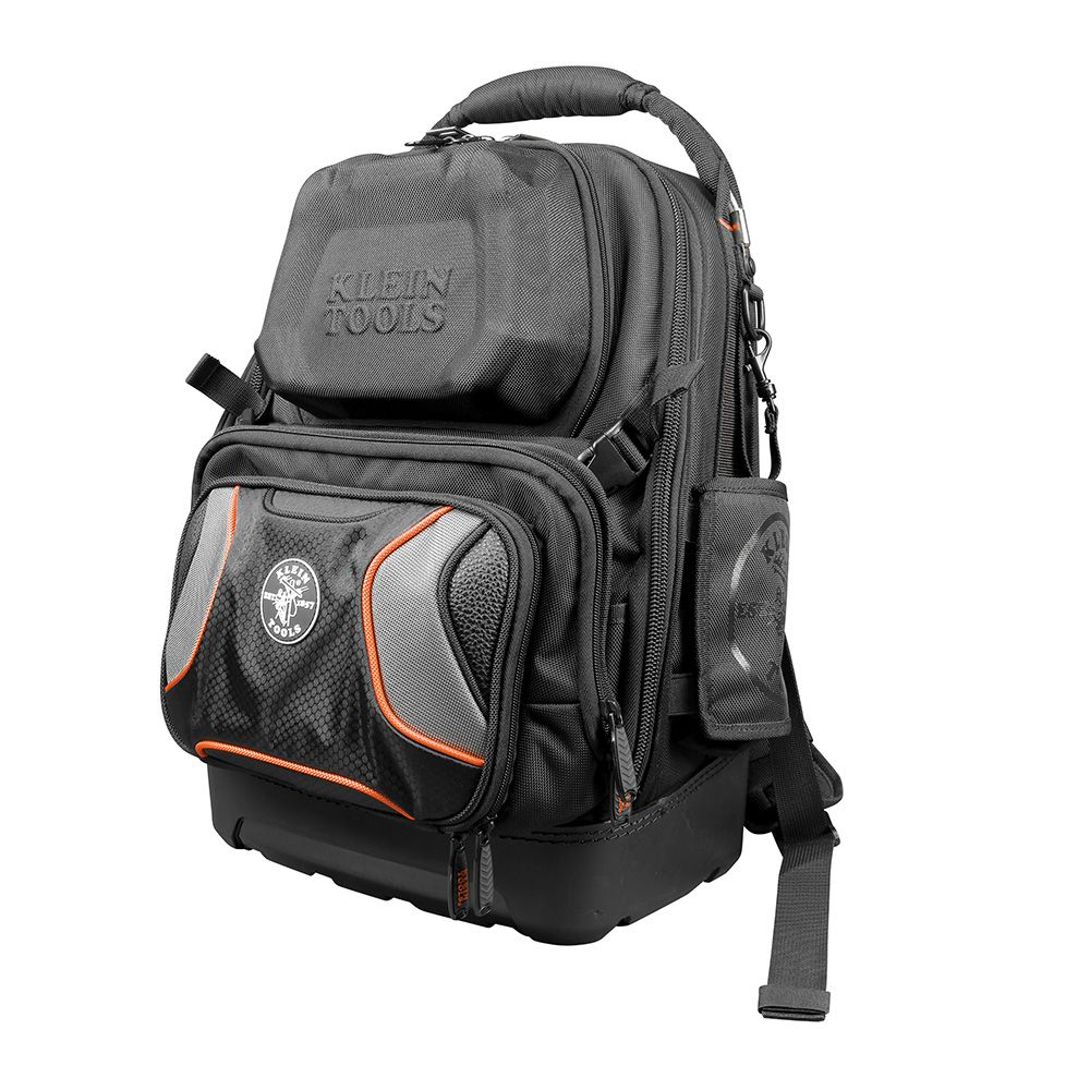 tradesman pro™ tool master backpack - 55485 | klein tools