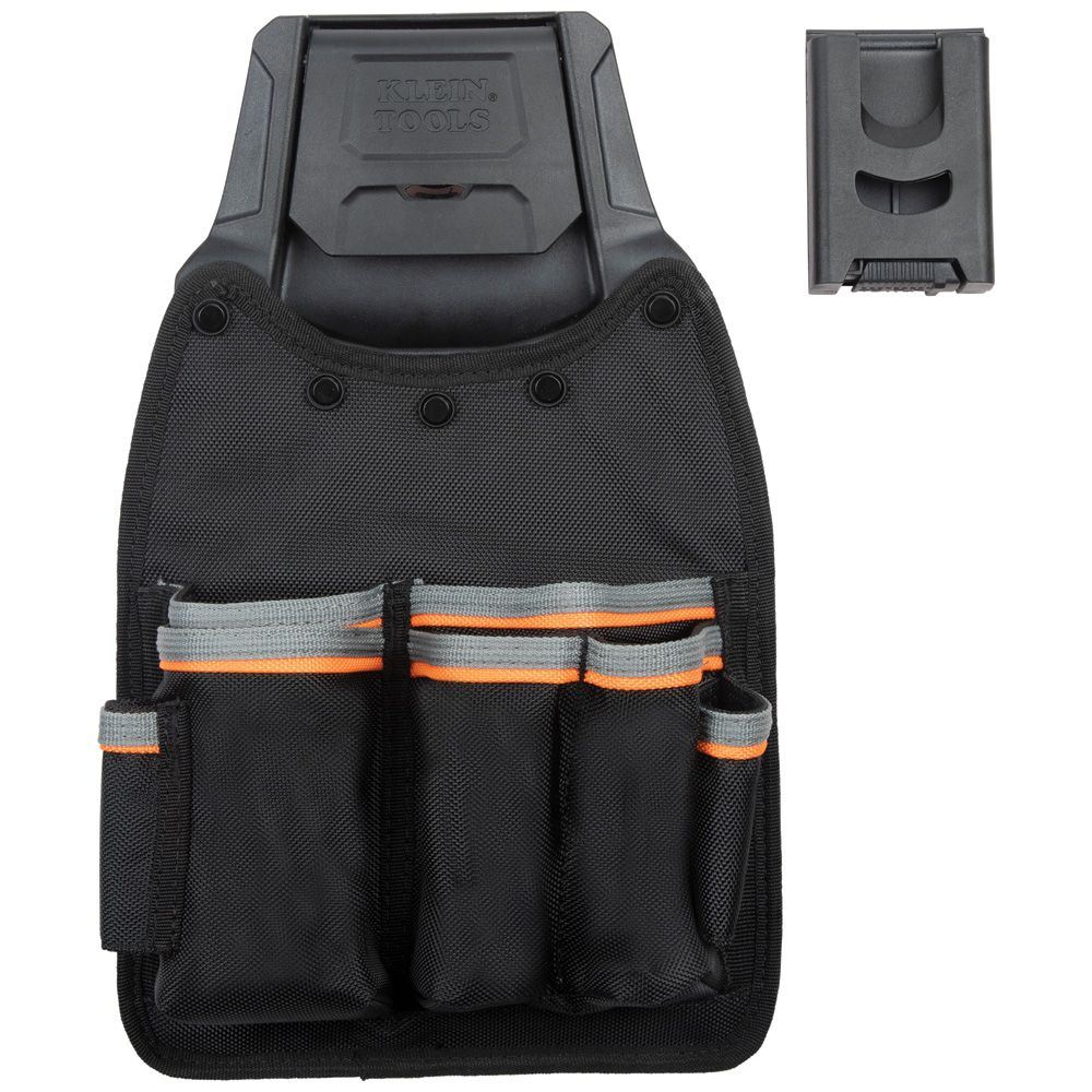 KLEIN 55914 Modular Trimming Pouch with belt clip tool belt system