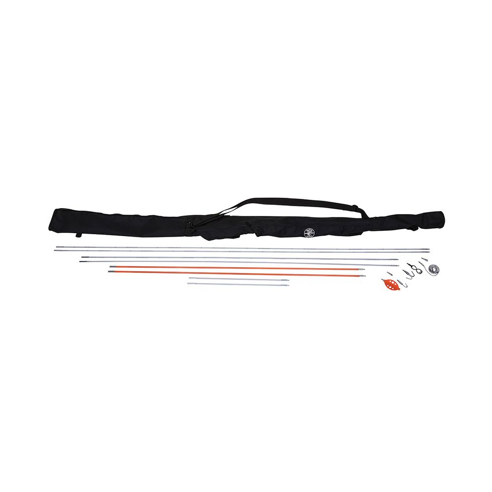 Splinter Guard™ Fish and Glow Rod Kit with Bag, 33-Foot