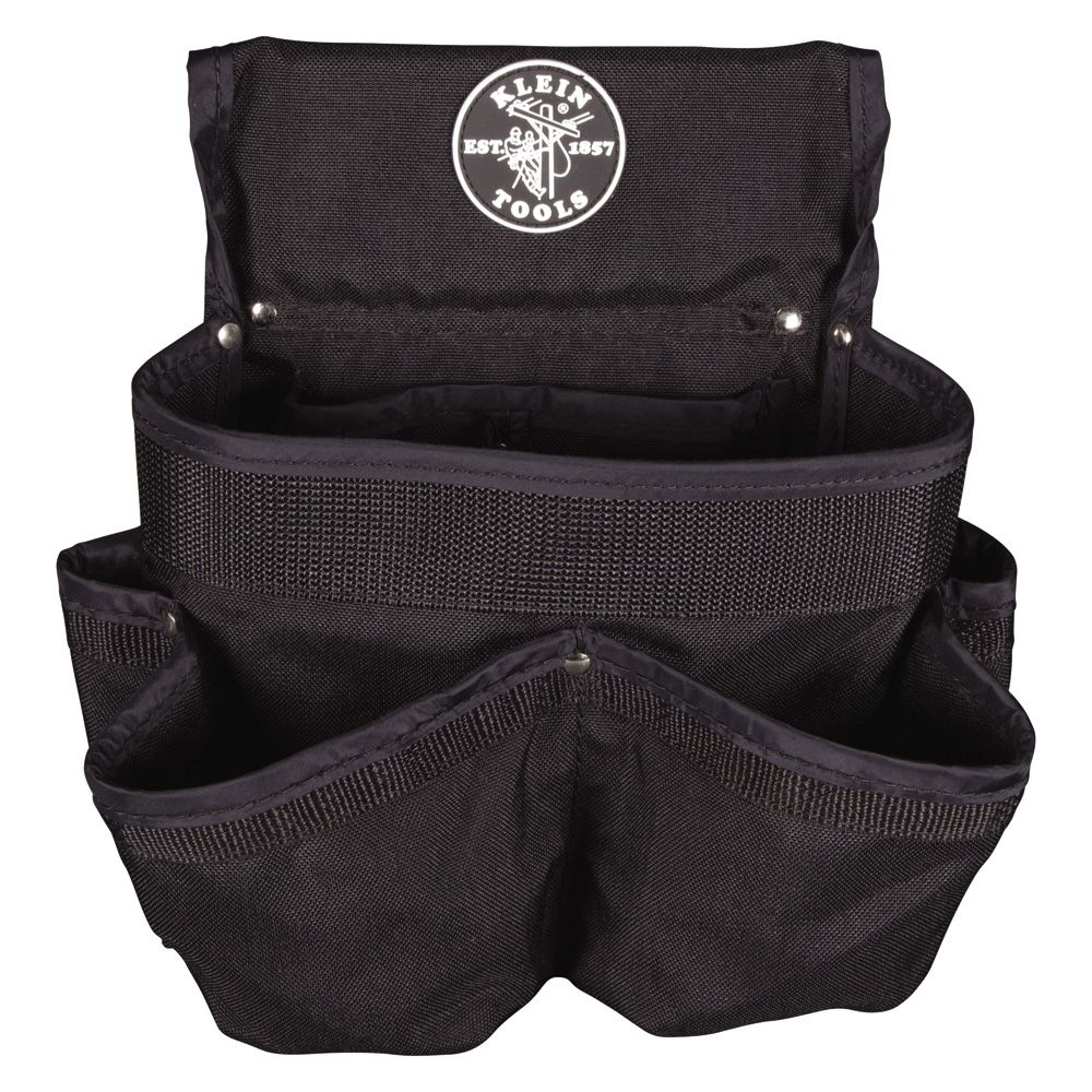 Klein 5718 8-Pocket Electrician's Tool Pouch