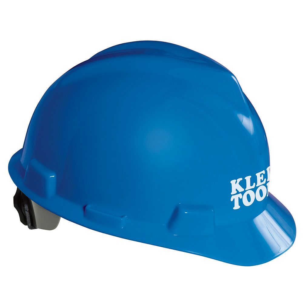 V-Gard® Hard Cap, Blue, with Klein Tools Logo