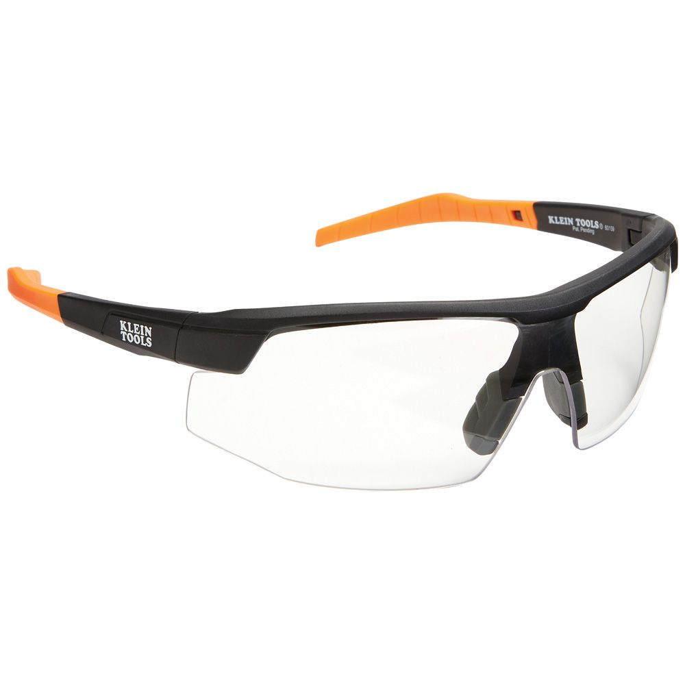 Standard Safety Glasses, Clear Lens