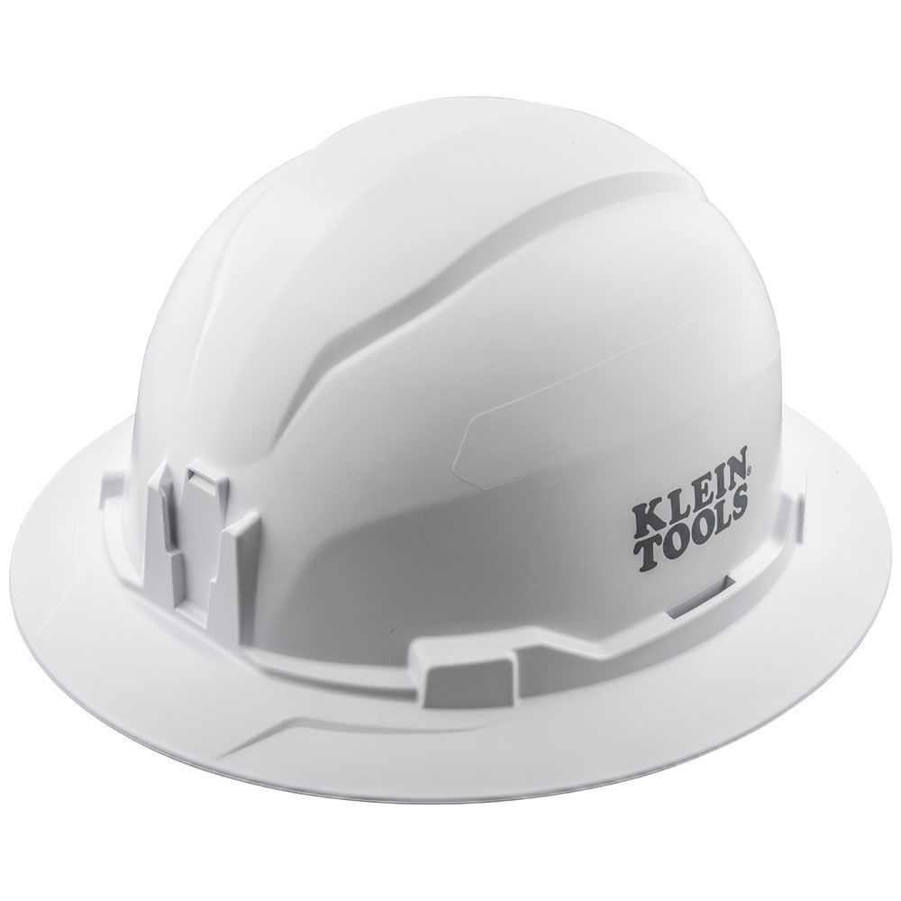 Hard Hat, Non-vented, Full Brim Style