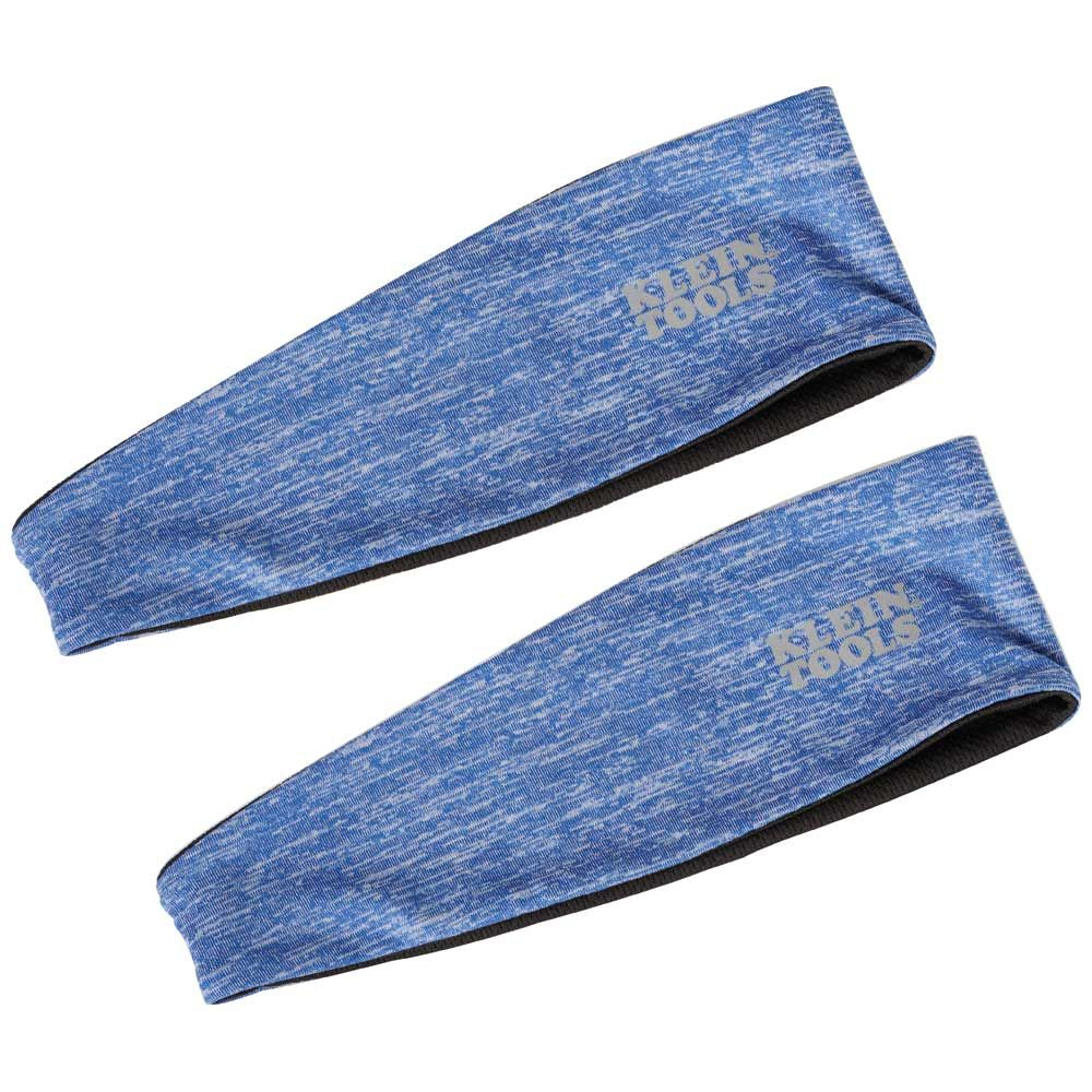 Cooling Headband, Blue, 2-Pack