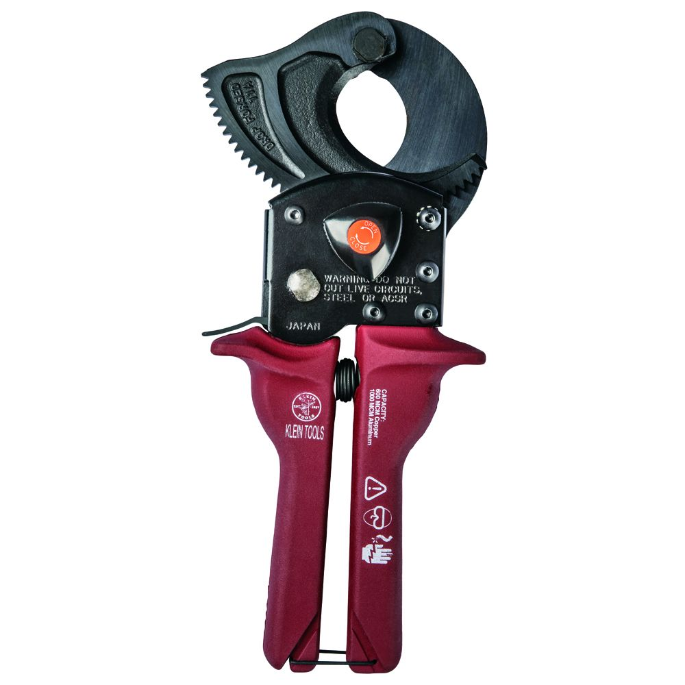 Compact Ratcheting Cable Cutter