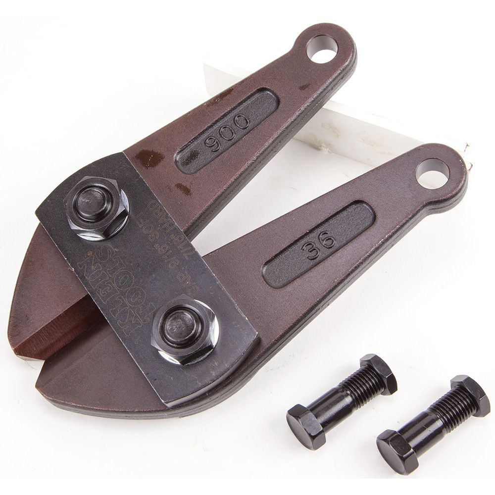 Bolt Cutter Replacement Parts : Replacement head for  bolt cutter klein