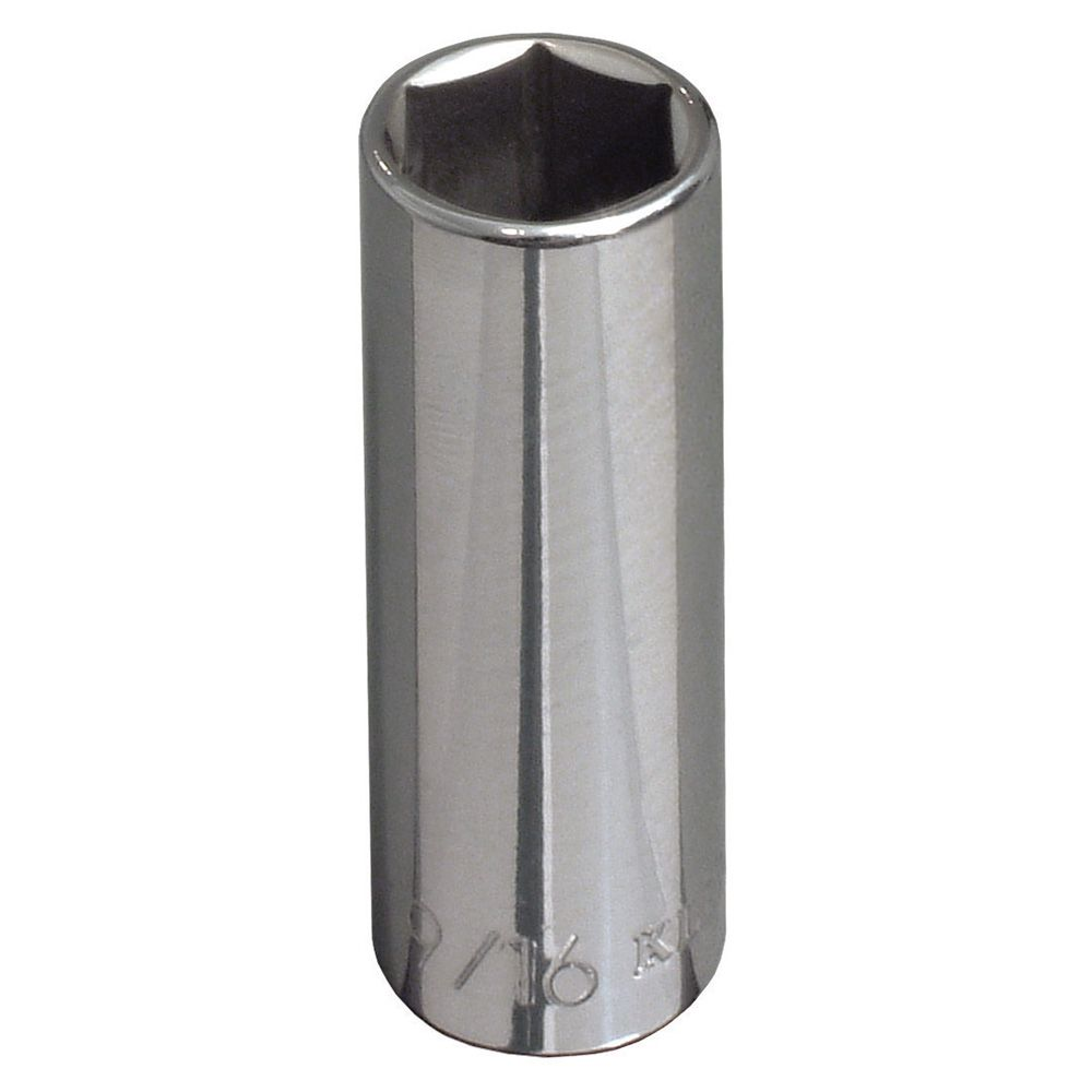 1/2-Inch Deep 6-Point Socket, 3/8-Inch Drive