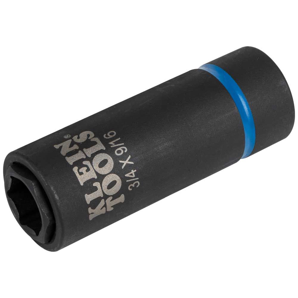 2 in 1 impact socket 6 point 3 4 39 39 and 9 16 39 39 66004