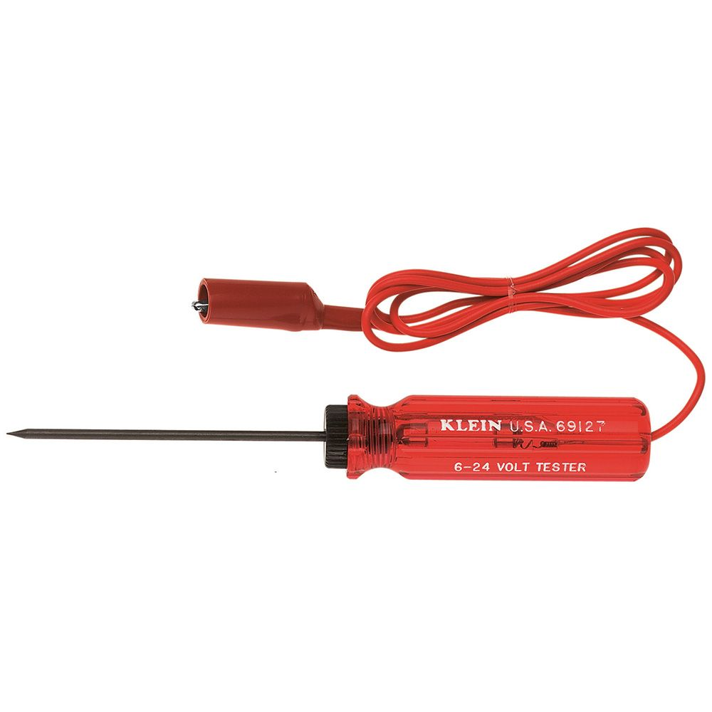 Superb Low Voltage Tester 69127 Klein Tools For Professionals Since 1857 Wiring Digital Resources Antuskbiperorg