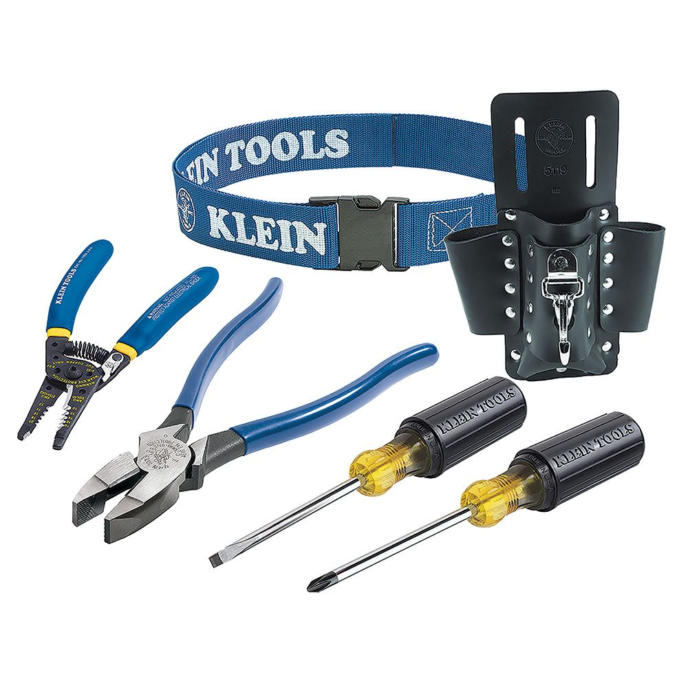 Trim-Out Tool Kit, 6-Piece