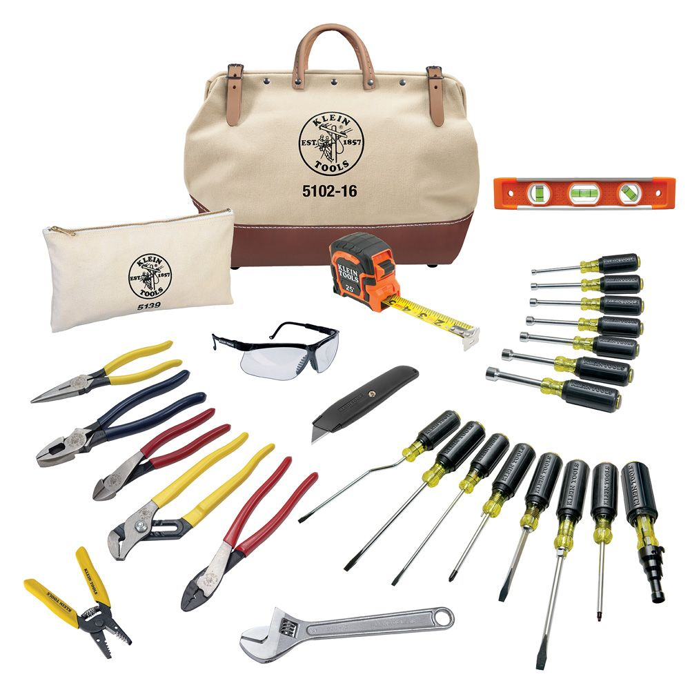 Tool Kit 28 Piece 80028 Klein Tools For
