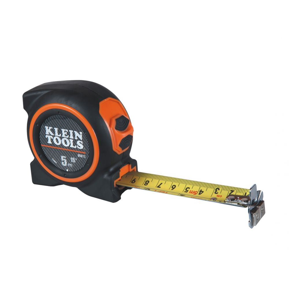 Tape Measure 5m Magnetic Double-Hook