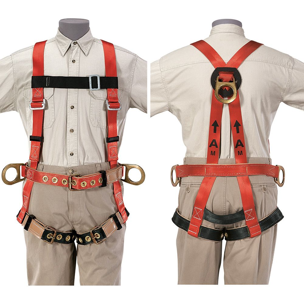 Safety Harness for Tower Work