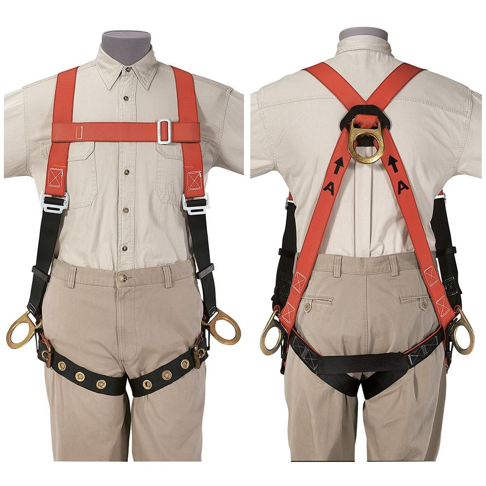Safety Harness Klein-Lite® Tongue Buckle