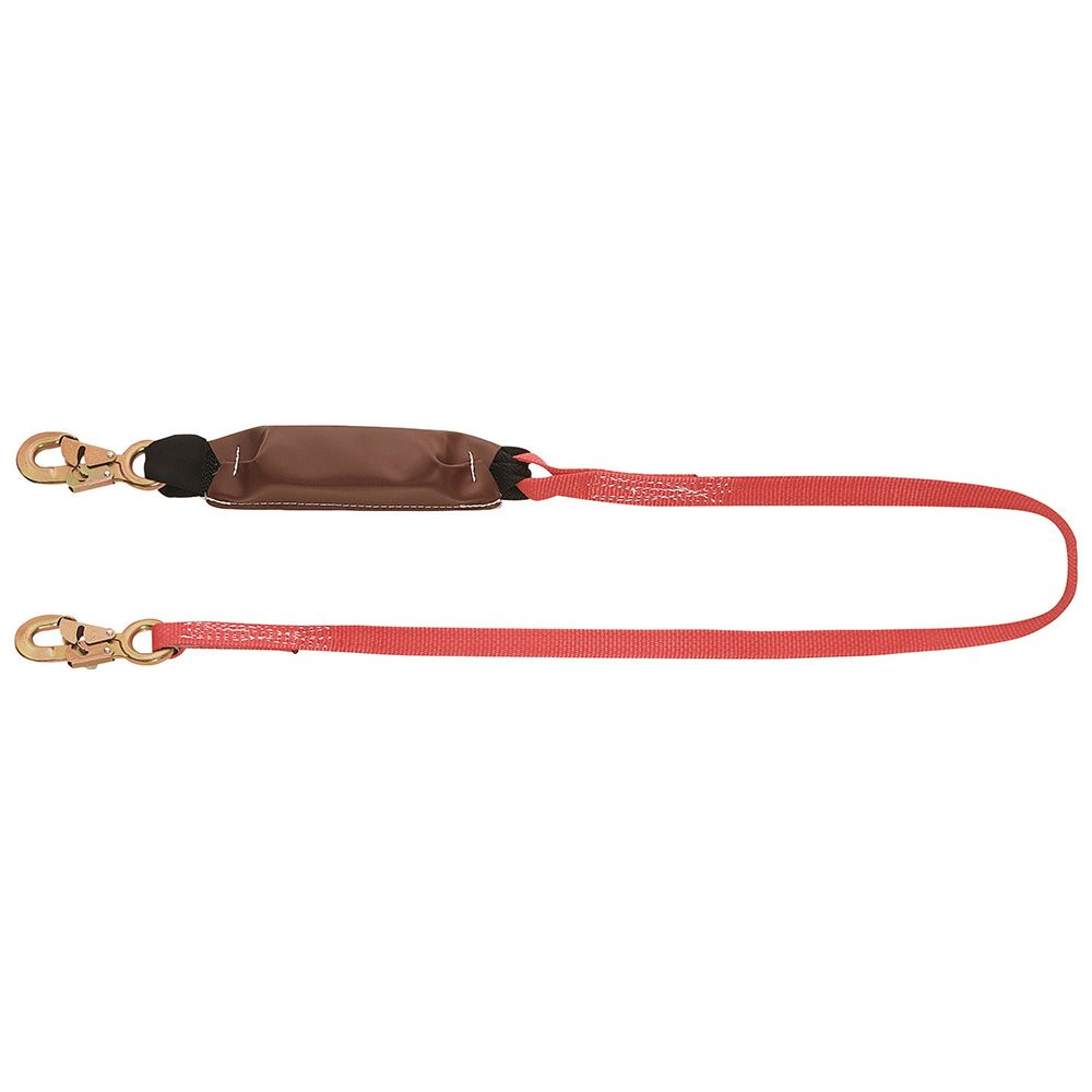 Deceleration Unit with Nylon-Webbing Lanyard