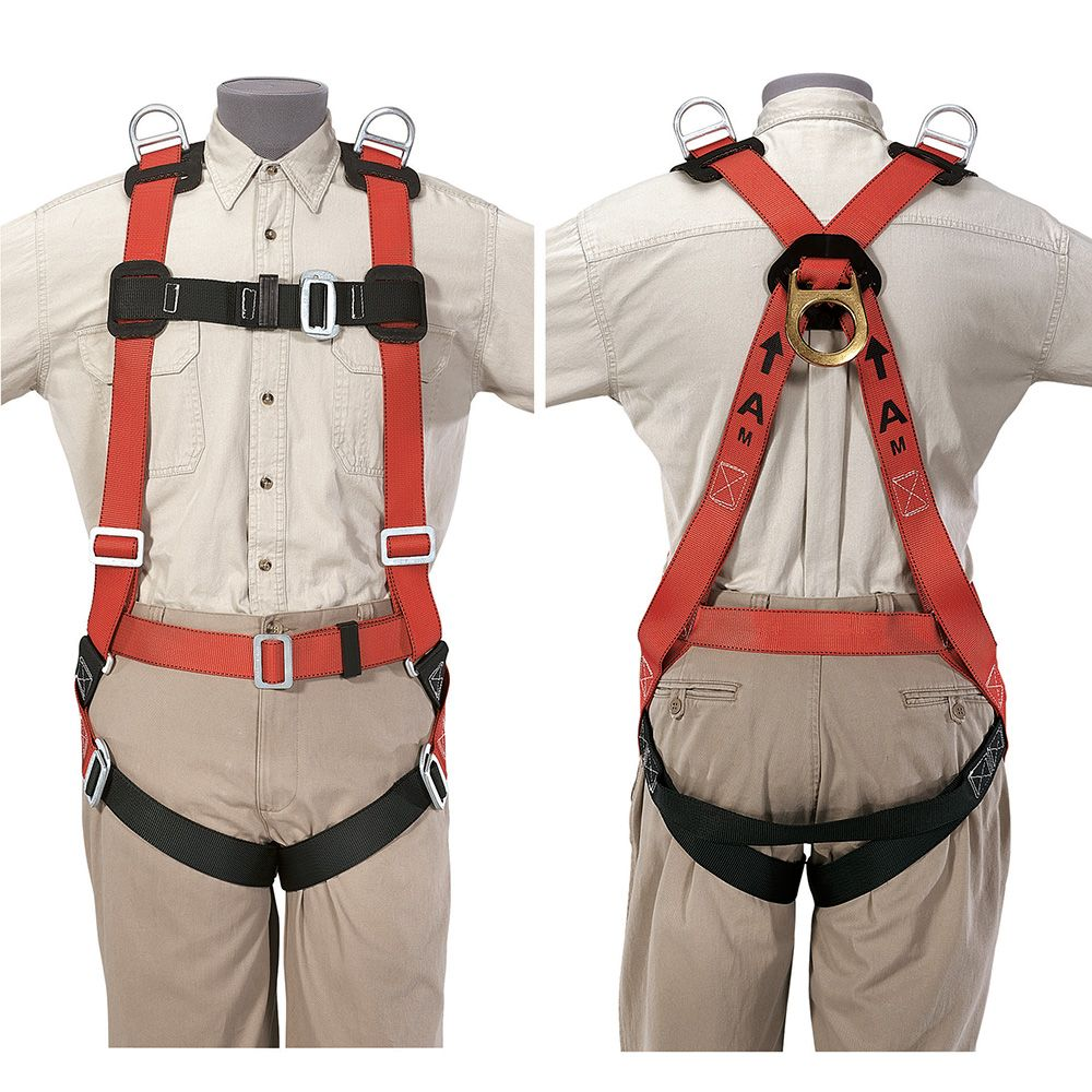 Fall-Arrest/Retrieval Harness