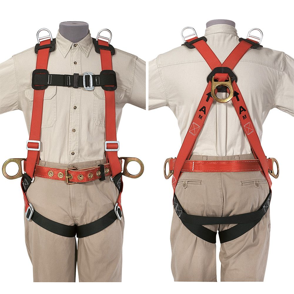 Safety Harness Positioning Retrieval, XL