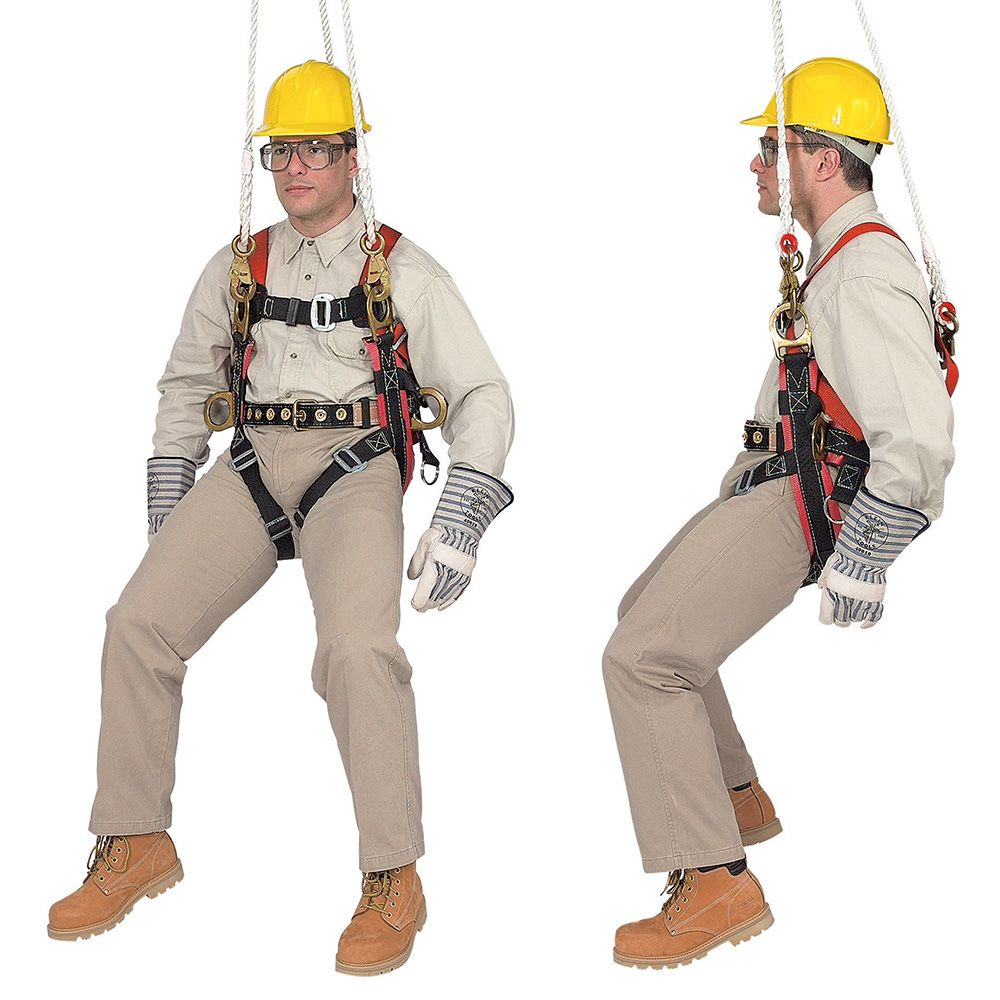 Fall-Arrest/Positioning/Suspension Harness