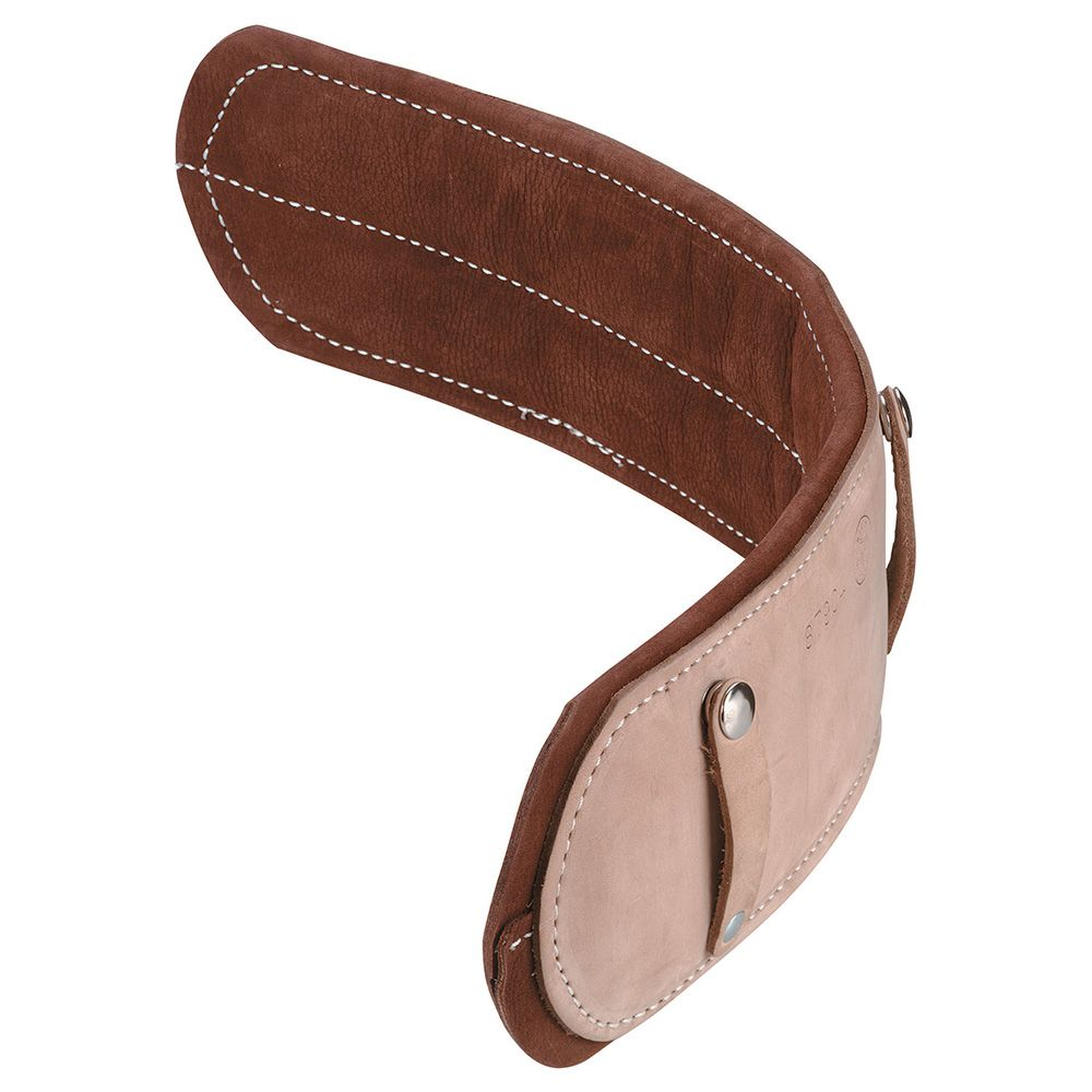 22 leather cushion belt pad 87904 klein tools for