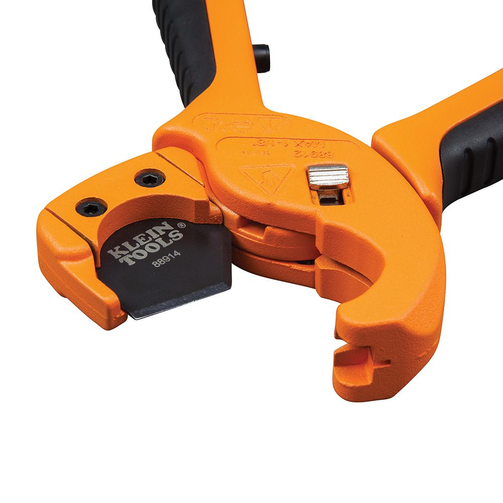 PVC and Multilayer Tubing Cutter - 88912 | Klein Tools - For ...