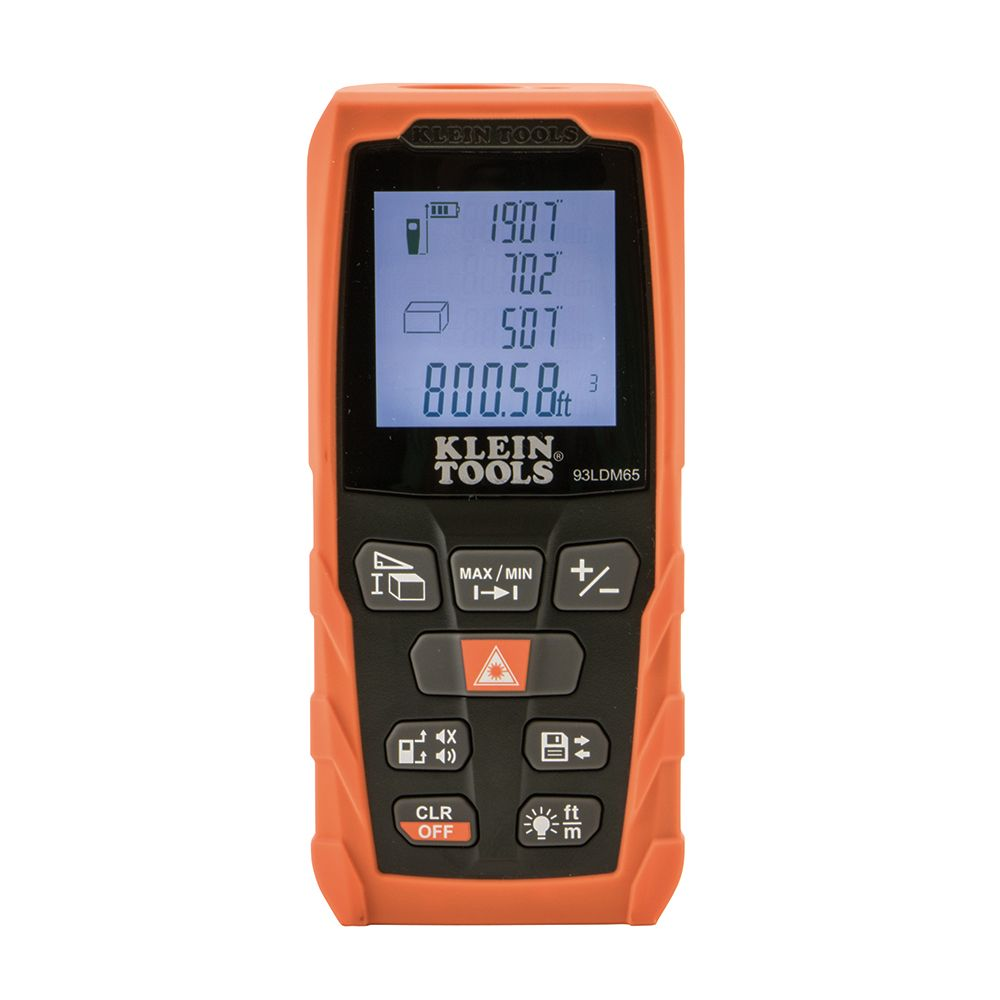 Laser Distance Measurer 65 FT / 20 M