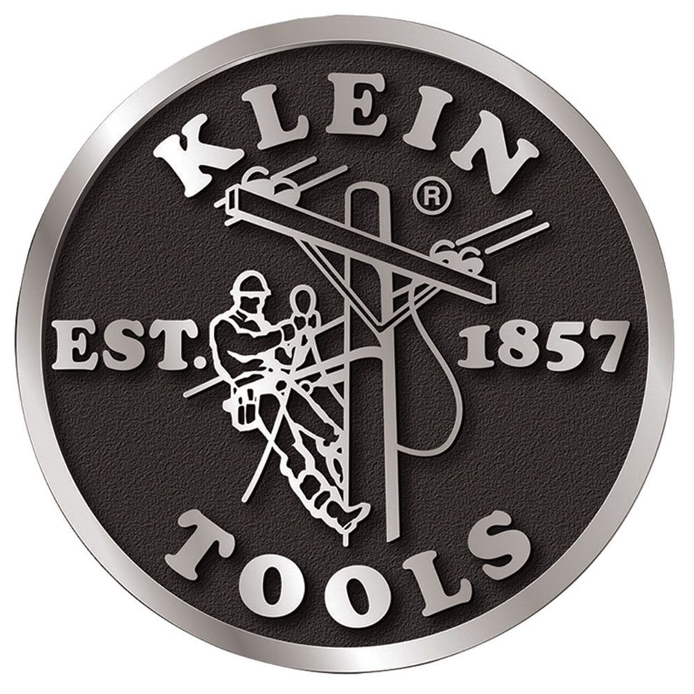 coin logo decal 5 39 39 99039 klein tools for professionals since 1857. Black Bedroom Furniture Sets. Home Design Ideas