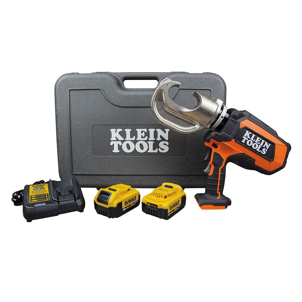Battery-Operated 12-Ton Crimper Kit