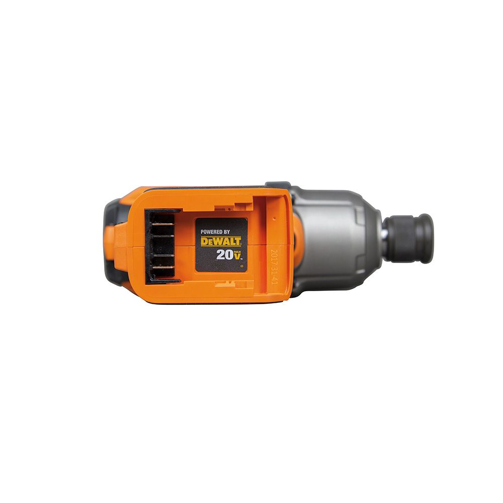 Battery Operated Impact Wrench 7 16 Tool Only