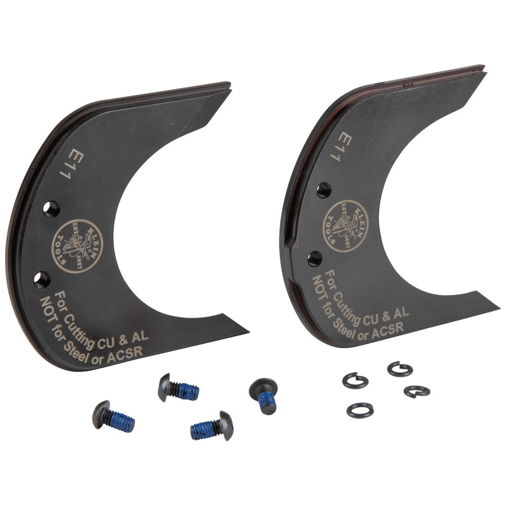 Replacement Blades for Cu / Al Closed-Jaw Cutter
