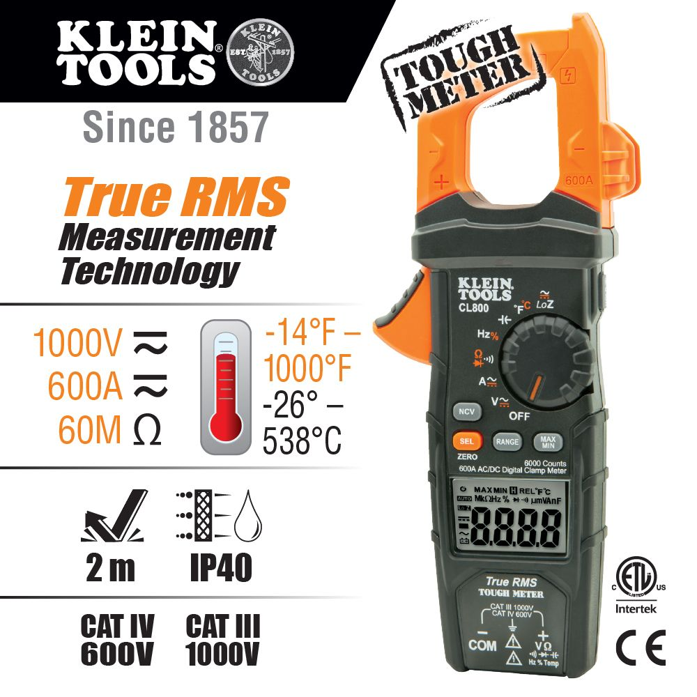 Acdc You Can Use The Main Window Of Circuit Construction Kit Ac Digital Clamp Meter Dc Auto Ranging Cl800 Klein Tools For Alternate Image