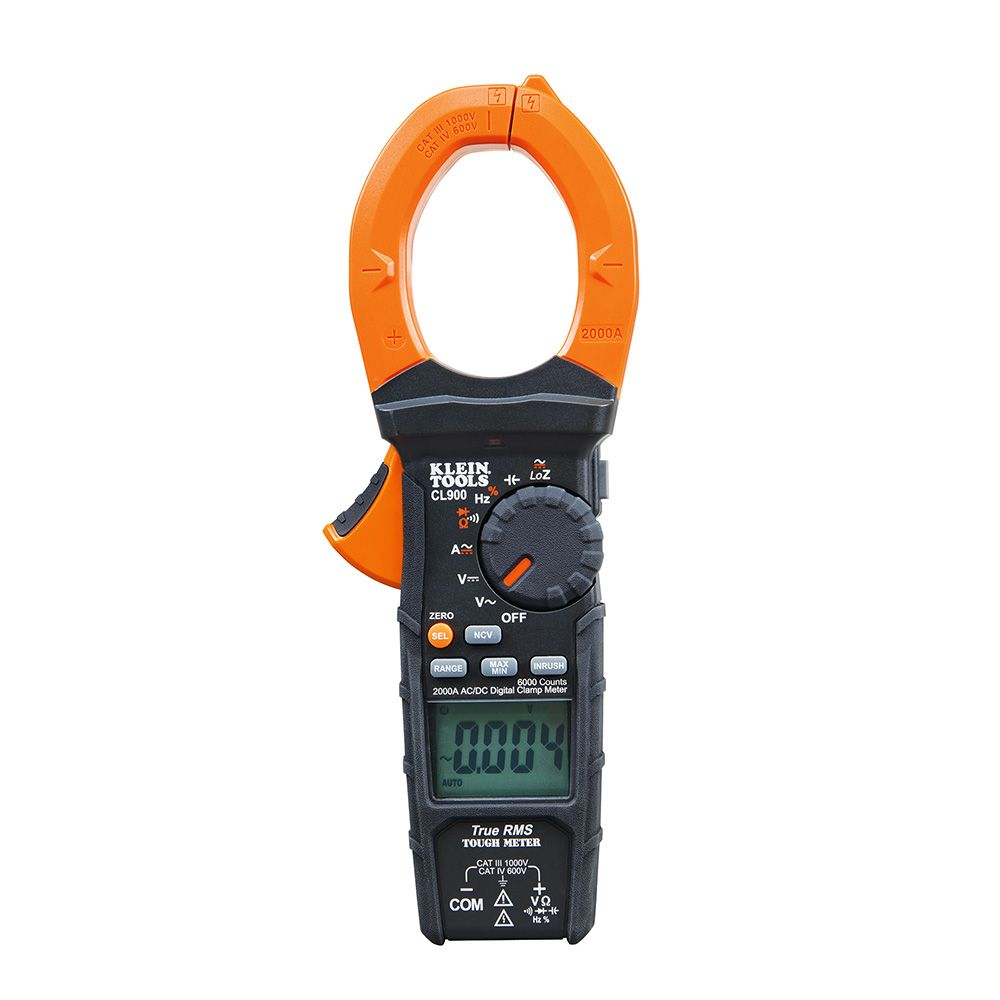 2000A Digital Clamp Meter